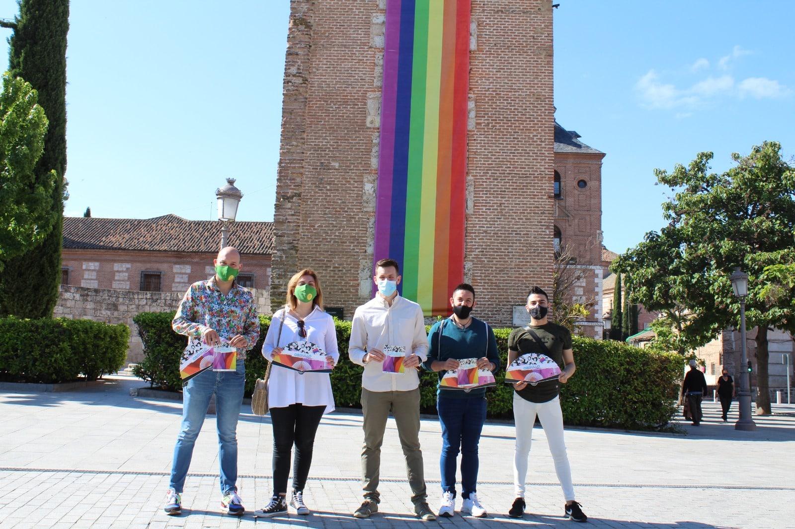 Juventudes apoya la Agenda LGBTI 2021