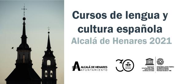 Cursos de lengua y cultura en Alcalá de Henares